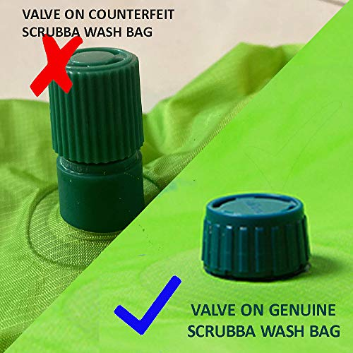 Scrubba Old Version (Squeeze Style Valve)' to '2016 Version (Squeeze Style Valve)