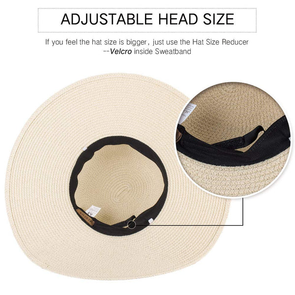 Sun Straw Beach Hat