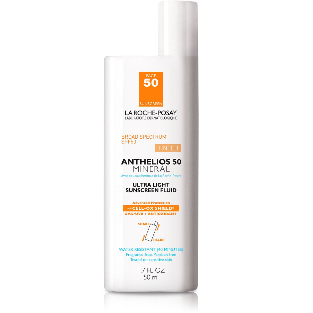 La Roche-Posay Anthelios Tinted Mineral Sunscreen Ultra-Light SPF 50