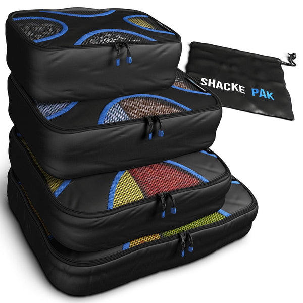 Travel Packing Cubes with Laundry Bag