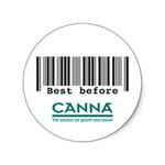 CANNA Best Before Date Policy