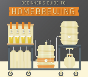 Hobby Hydro and Home Brews guide to Homebrewing