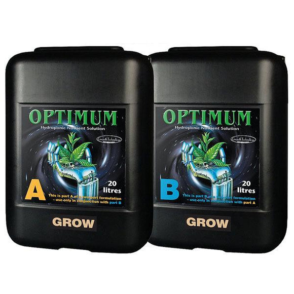 Optimum Grow A & B Set 5L