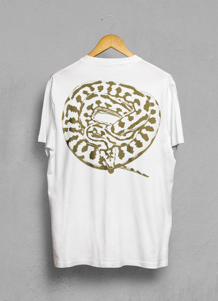 Zayde Wolf JUNGLE t-shirt (white, unisex)