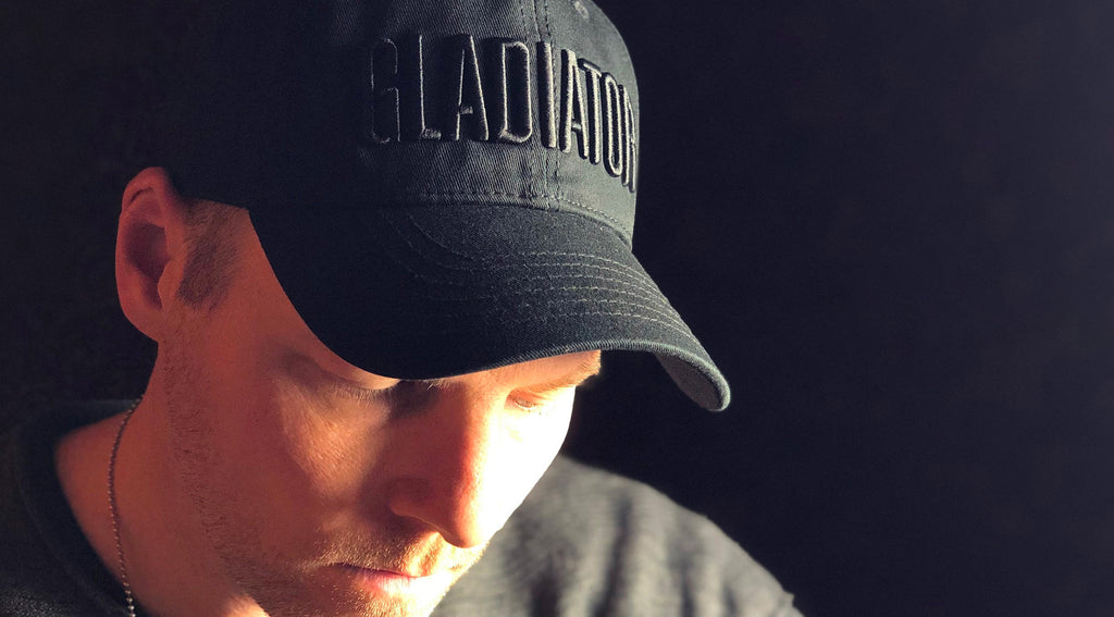 3D Embroidered Gladiator Hat