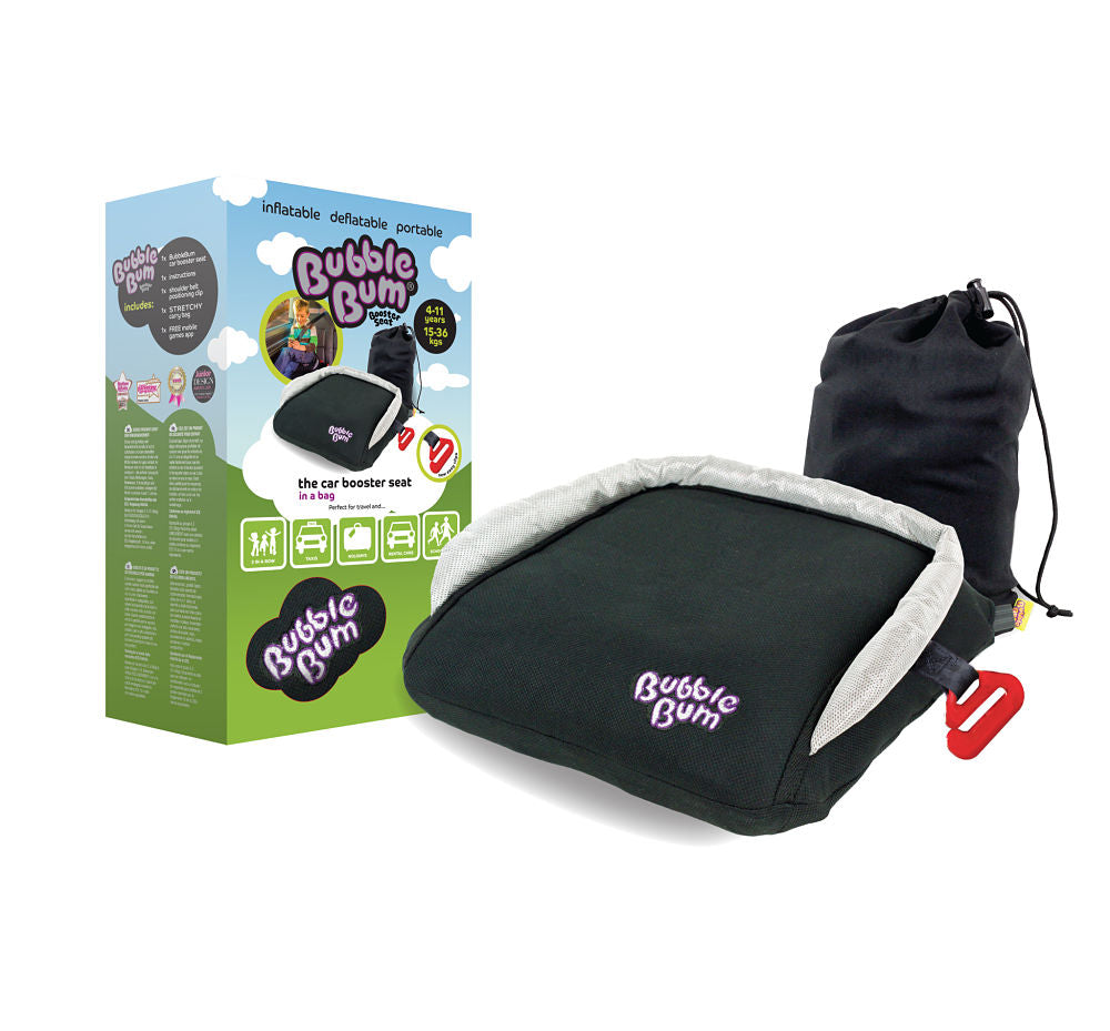 Alzador Inflable - Negro