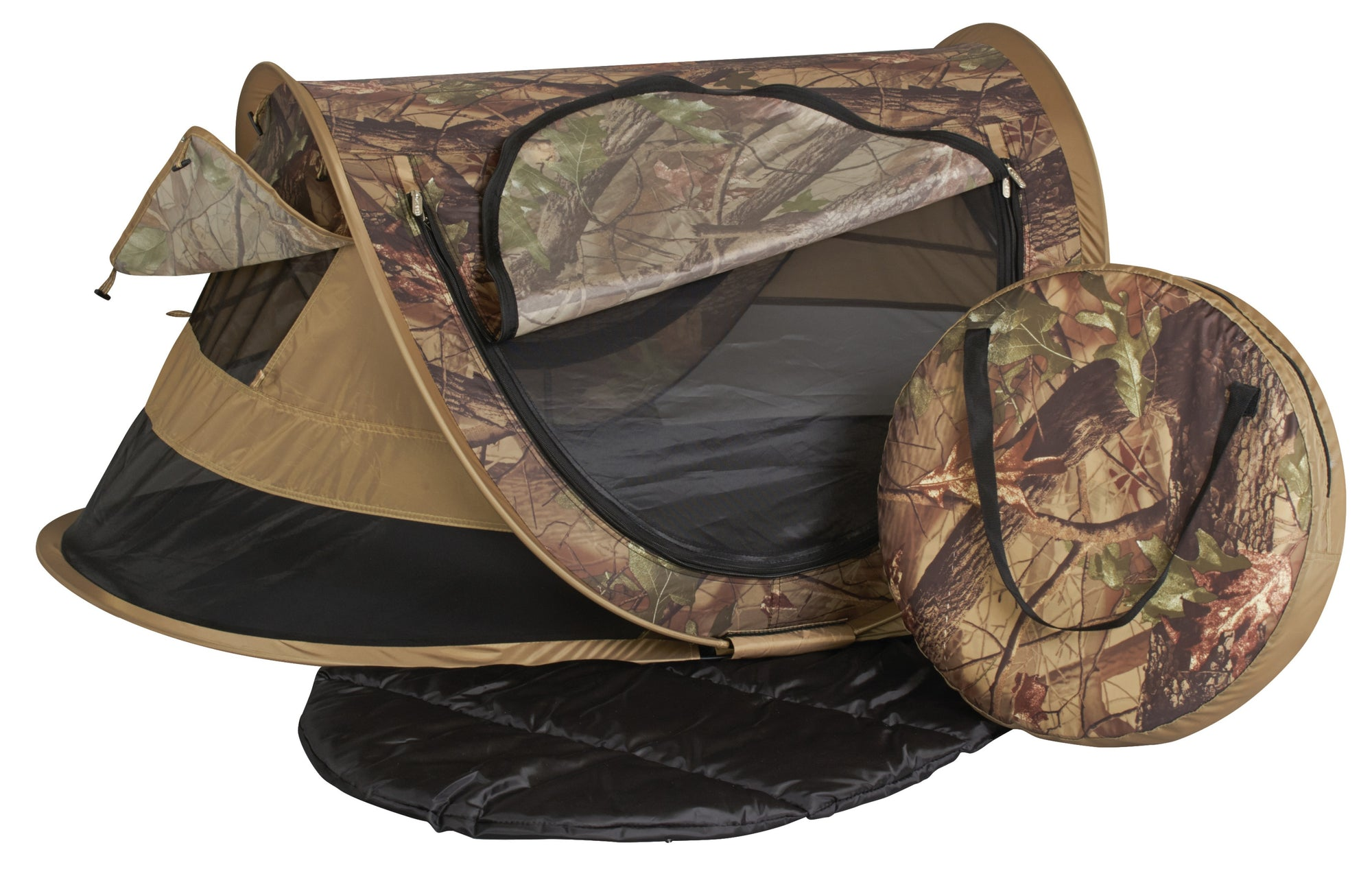 Carpa PeaPod Plus con Filtro UV - Camo