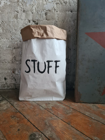 Stuff Paper Storage Bag