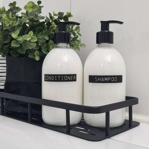 Black Labels - Shampoo, Conditioner, Lotion etc.