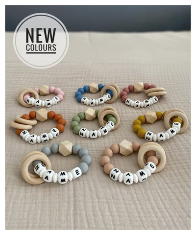 Personalised Baby Teether