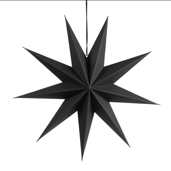 3D Paper Hanging Star