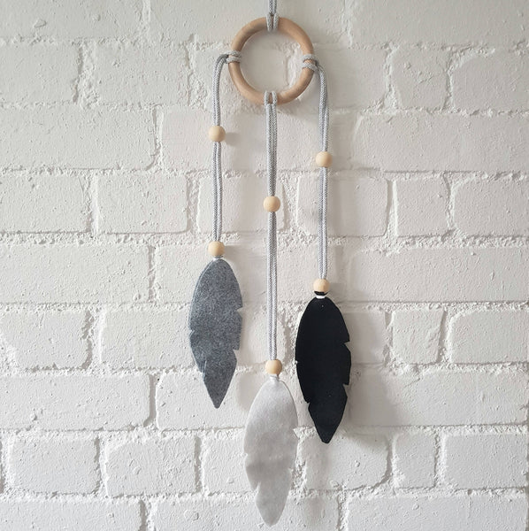 Monochrome Dream Catcher - more colours availble