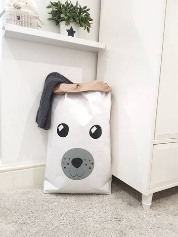 Teddy bear Paper  Storage Bag