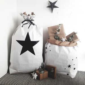 Star Christmas Sack