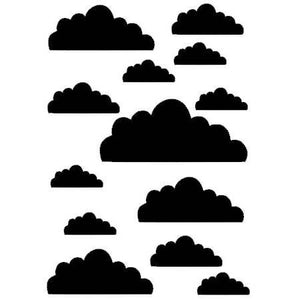 Clouds - Wall Decals. Different colours available