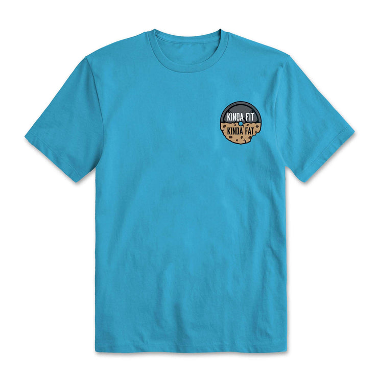 Blue Chocolate Chip Cookie Shirt