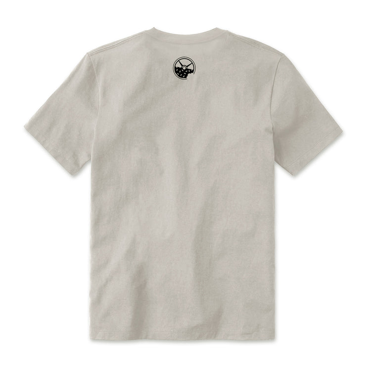 Sand Diamond Drip T-Shirt