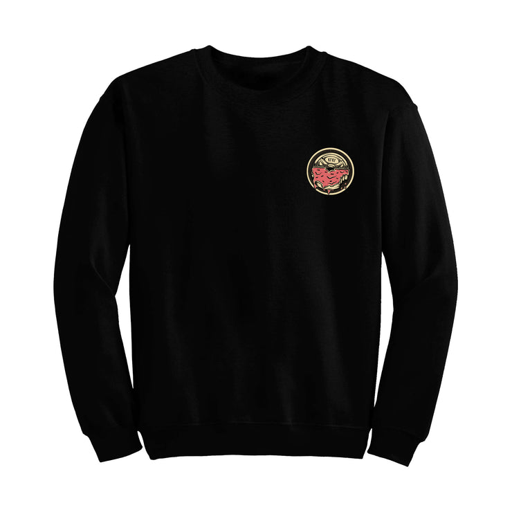 Obey Your Hunger Crewneck Sweater