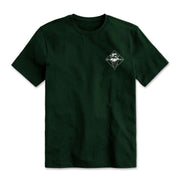 Sugar Mountain Forest Green T-Shirt