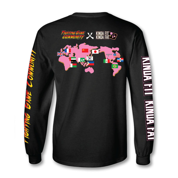 E-fight Pass x KFKF Longsleeve