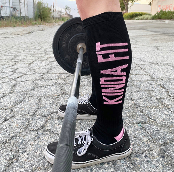 KFKF Deadlift Socks