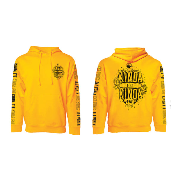 "The ""Gold"" Chalk Hoodie"