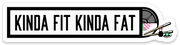 Kinda Fit Kinda Fat Sushi Bar Logo