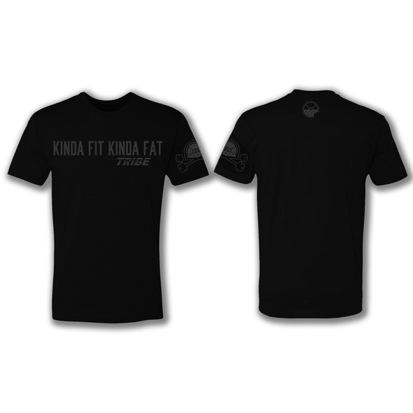 Black on Black Tribe Shirt