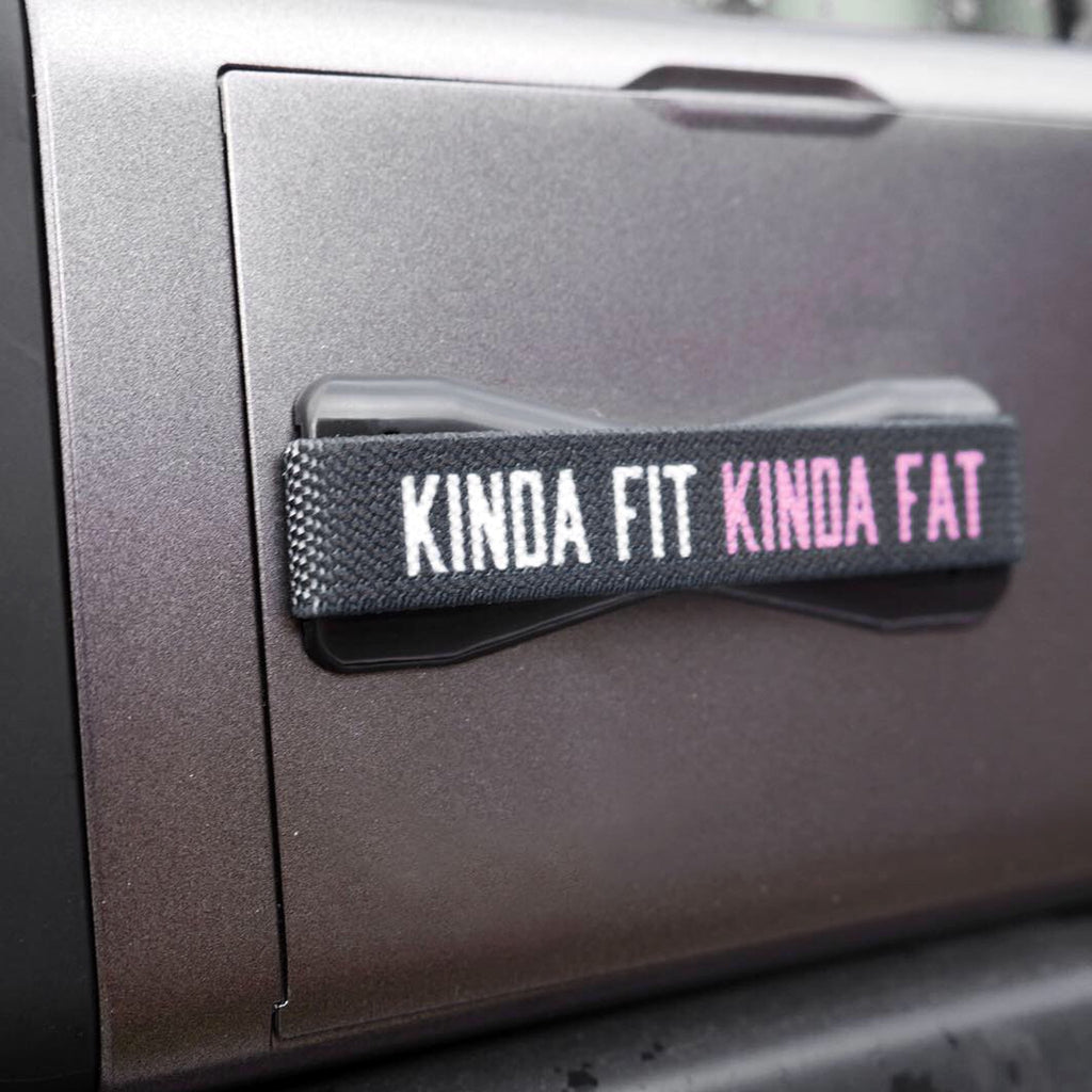 Kinda Fit Kinda Fat Love Handle