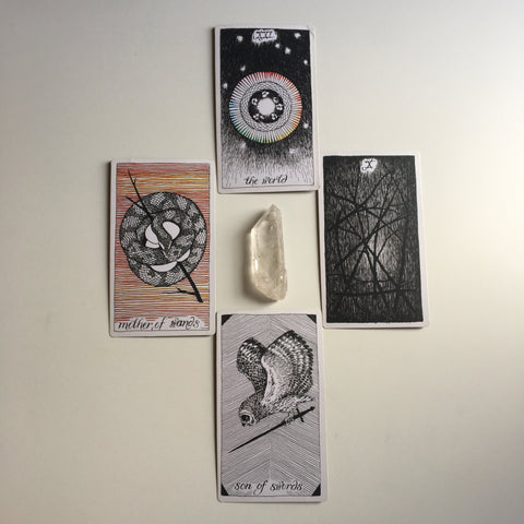 Compass Tarot Reading