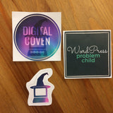 Digital Coven Sticker Pack