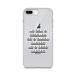I'm A Food Person - iPhone Case