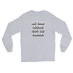I'm All Panic - Long Sleeve T-Shirt