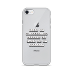 Wish My Metabolism - iPhone Case