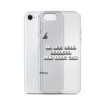 If You Love Someone Let Them Nap - iPhone Case