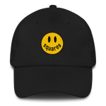 Squares Smiley - Dad hat