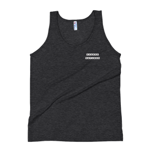 Square Sayings Logo - Tri-blend Tank