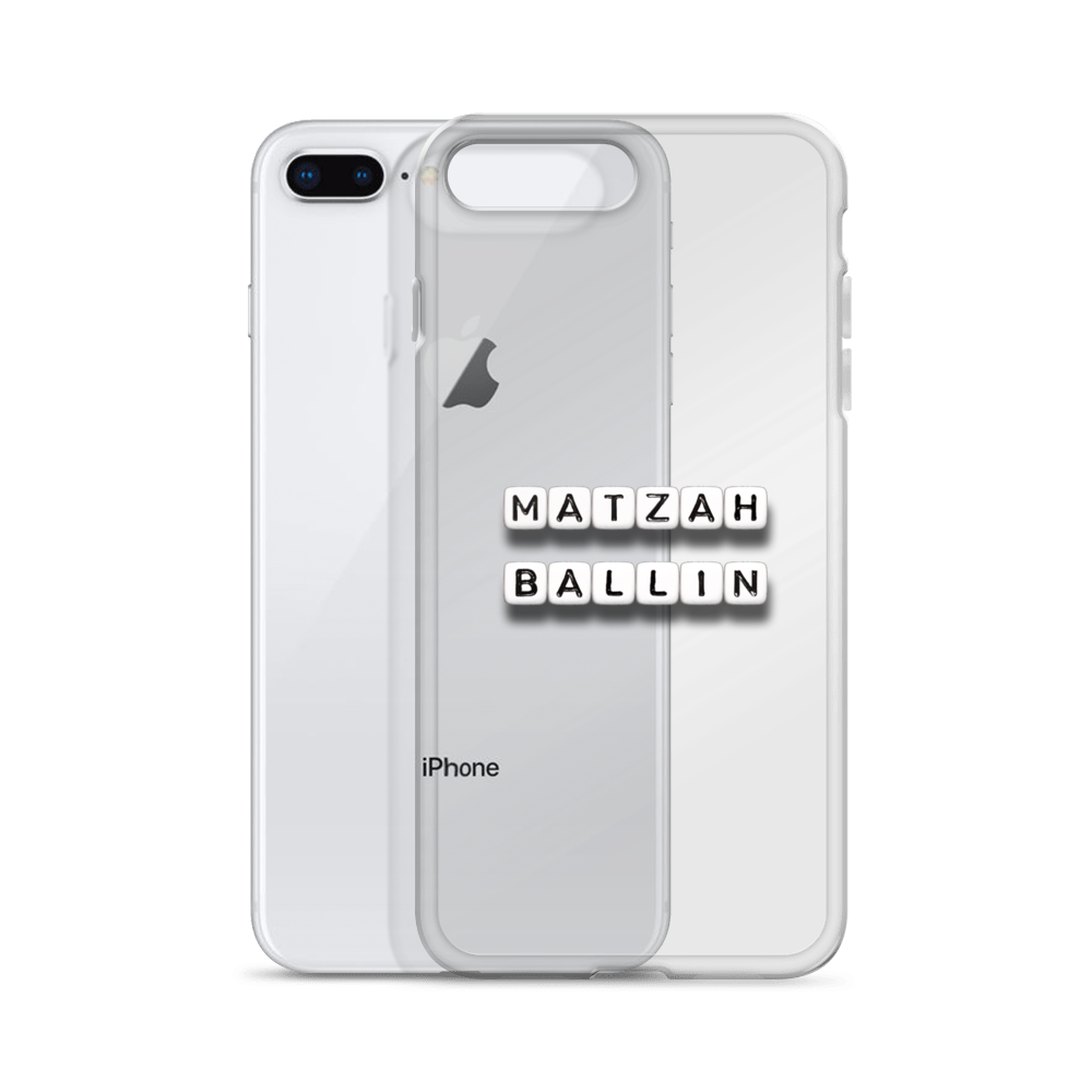 Matzah Ballin - iPhone Case
