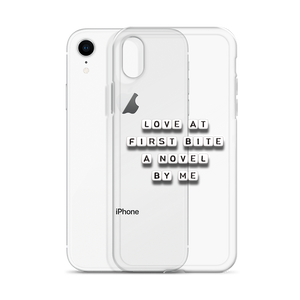 Love at First Bite - iPhone Case