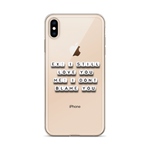 Ex I Still Love You - iPhone Case