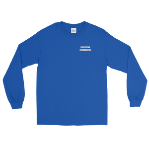 Square Sayings Logo - Long Sleeve T-Shirt
