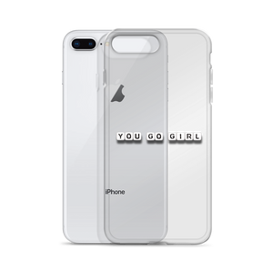 You Go Girl - iPhone Case
