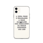 I Don't Need a Boyfriend - iPhone Case