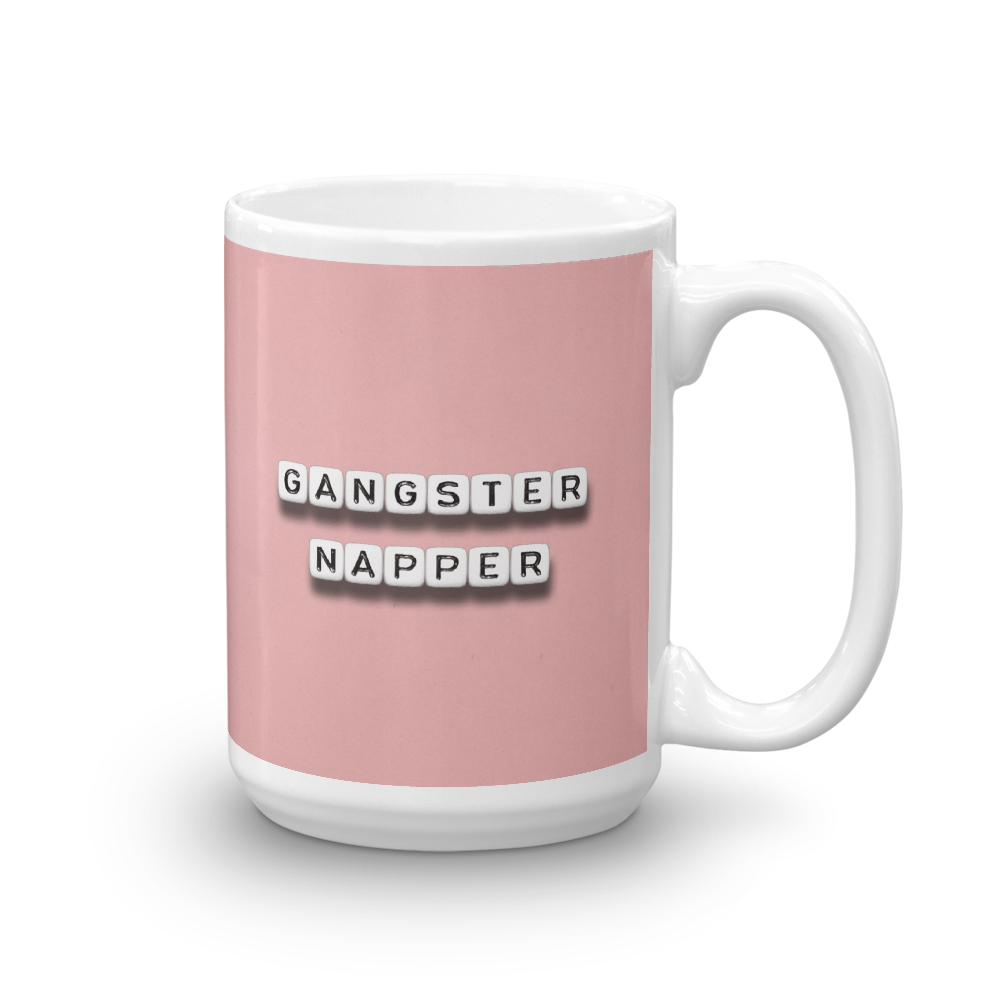 Gangster Napper - Mug