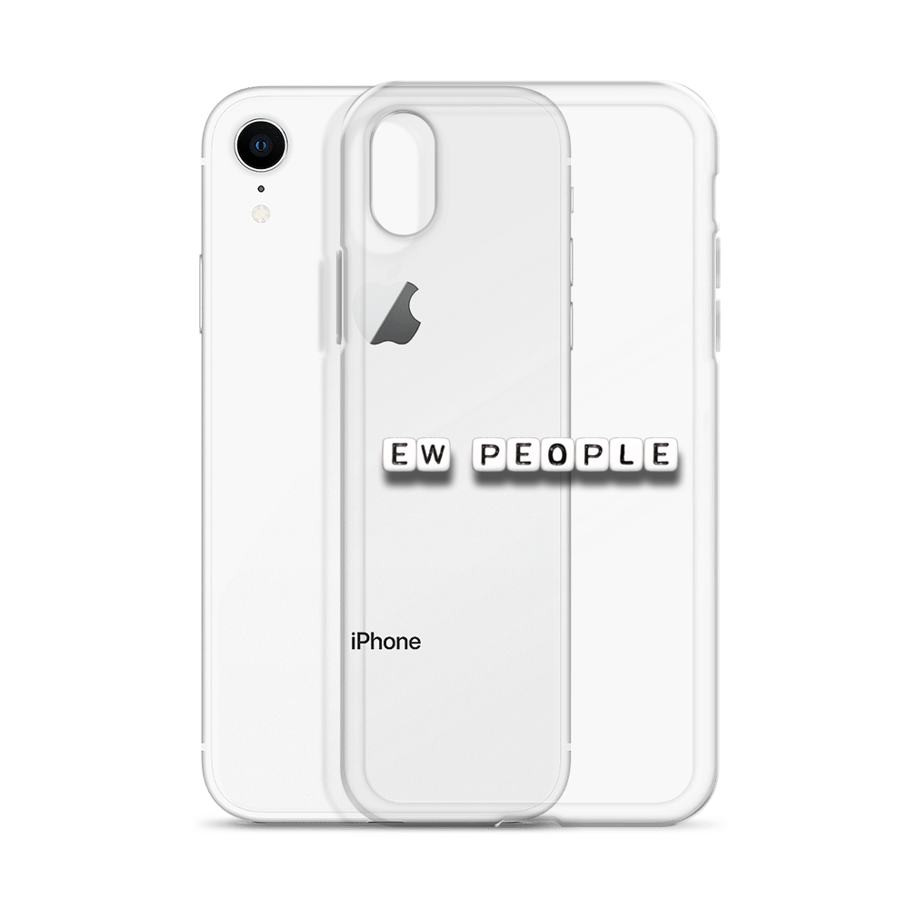 Ew People - iPhone Case