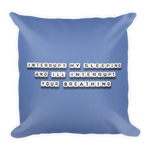 Interrupt My Sleep - Pillow
