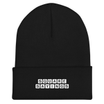 Square Sayings Logo - Cuffed Beanie