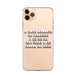 I Miss Telling My Friends I'm 20 Min Away - iPhone Case