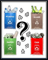 Recycle By Numbers - What Do the Numbers in the Triangles Mean?