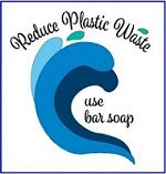 Reduce Plastic Waste - Use Bar Soap